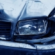 Damaged Headlight After Car Accident Insurance
