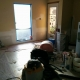 Main Office Repair after Water Heater Leak